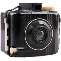 BABY BROWNIE Special 35mm Film Camera