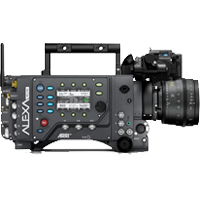 ARRI ALEXA PLUS Pro Super 35mm Digital