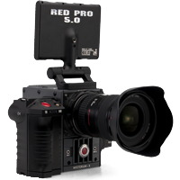 RED SCARLET X 5k Digital Camera