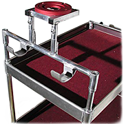 Yaeger and Sons Camera Cart with Mitchel Base